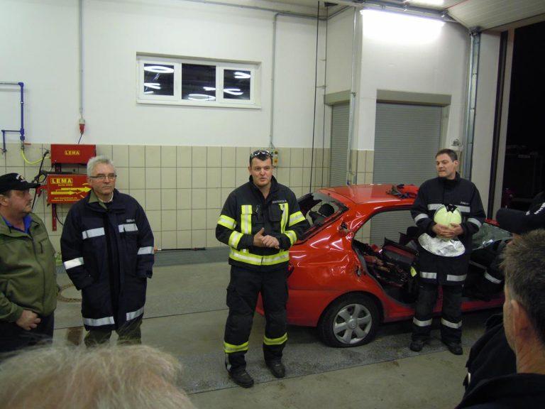 Einschulung Rettungsgerät 2
