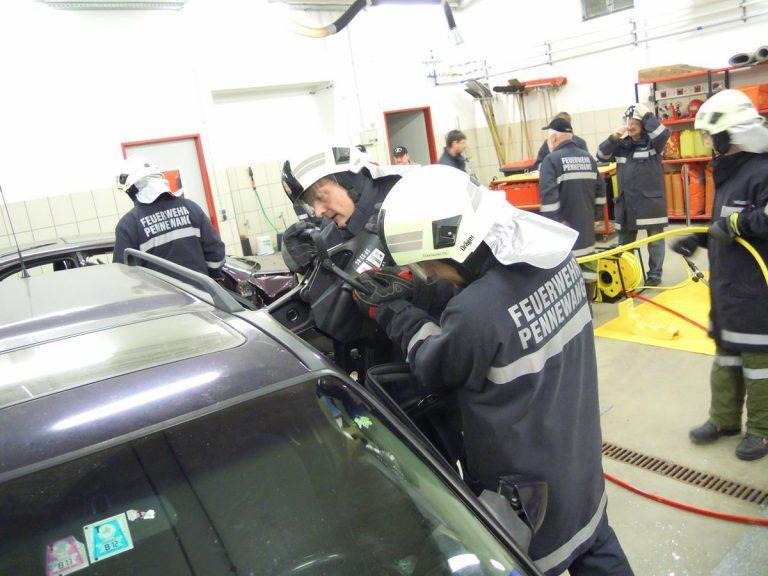 Einschulung Rettungsgerät 6