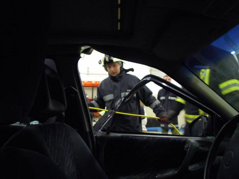 Einschulung Rettungsgerät 7