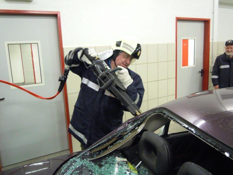 Einschulung Rettungsgerät 8